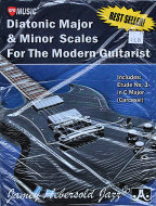Diatonic Major & Minor Scales for the Modern Guitarist Book