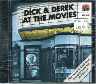 Dick & Derek At The Movies CD