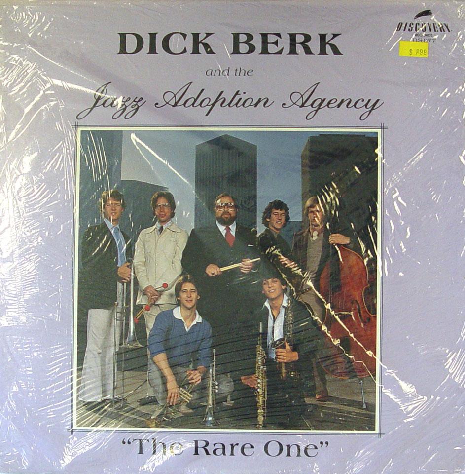 "Dick Berk And The Jazz Adoption Agency Vinyl 12"" (New)"