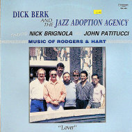 "Dick Berk And The Jazz Adoption Agency Vinyl 12"" (New)"
