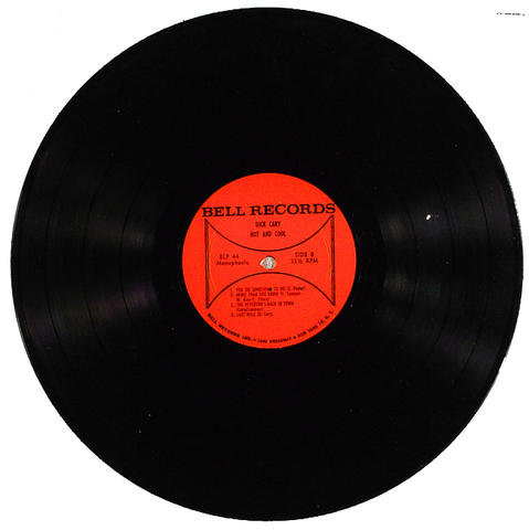 "Dick Cary Vinyl 12"" (Used)"