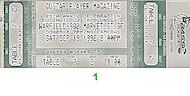 Dick Dale Vintage Ticket