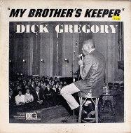 "Dick Gregory Vinyl 12"" (Used)"