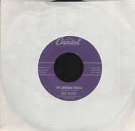 """Dick Haymes With Orchestra And Chorus Vinyl 7"""" (Used)"""
