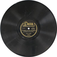 """Dick Haymes Vinyl 10"""" (Used)"""