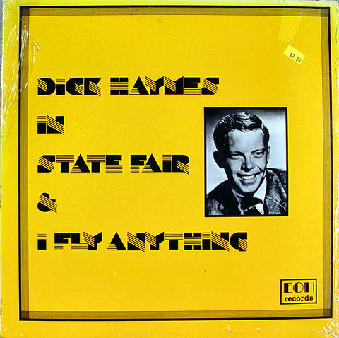 "Dick Haymes Vinyl 12"" (New)"