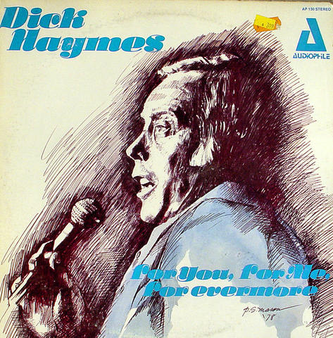 "Dick Haymes Vinyl 12"" (Used)"