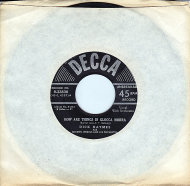 """Dick Haymes Vinyl 7"""" (Used)"""