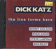 Dick Katz CD