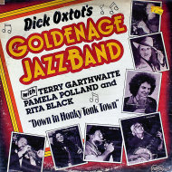 """Dick Oxtot's Golden Age Jazz Band Vinyl 12"""" (Used)"""