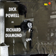 "Dick Powell Vinyl 12"" (New)"