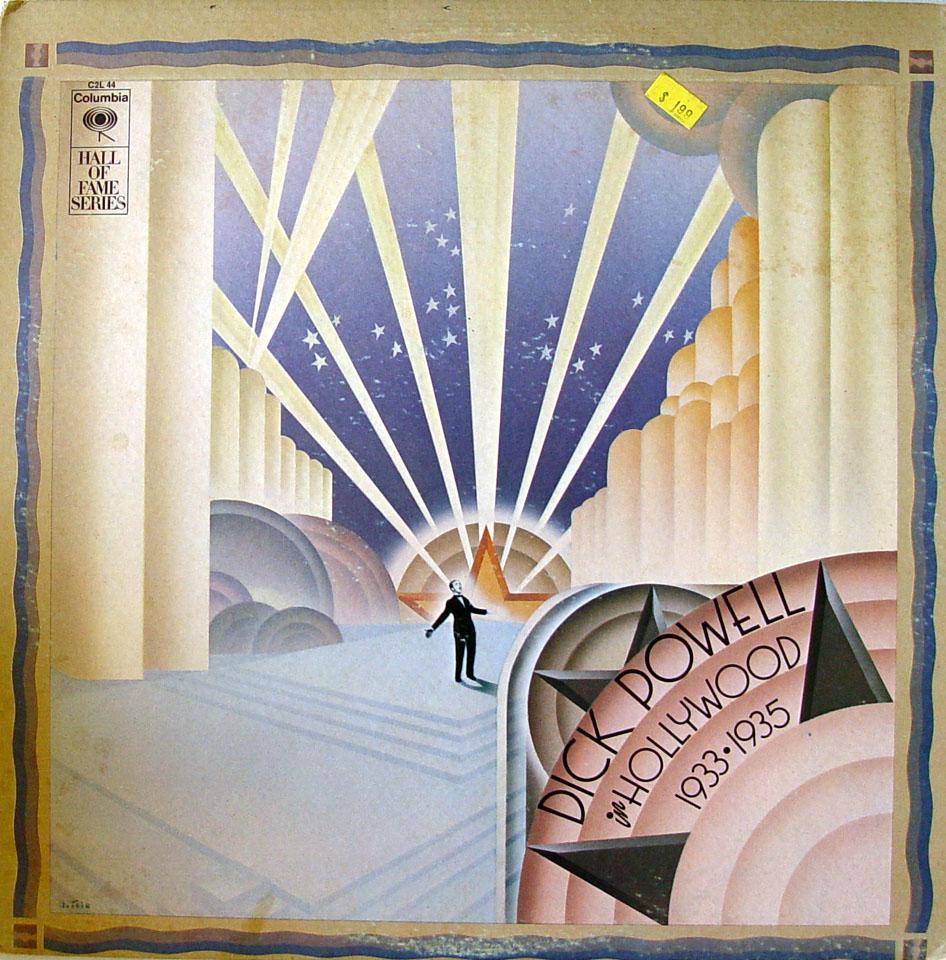 """Dick Powell Vinyl 12"""" (Used)"""