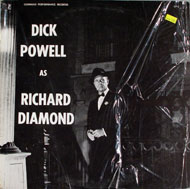 "Dick Powell Vinyl 12"" (Used)"