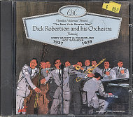 Dick Robertson And His Orchestra CD