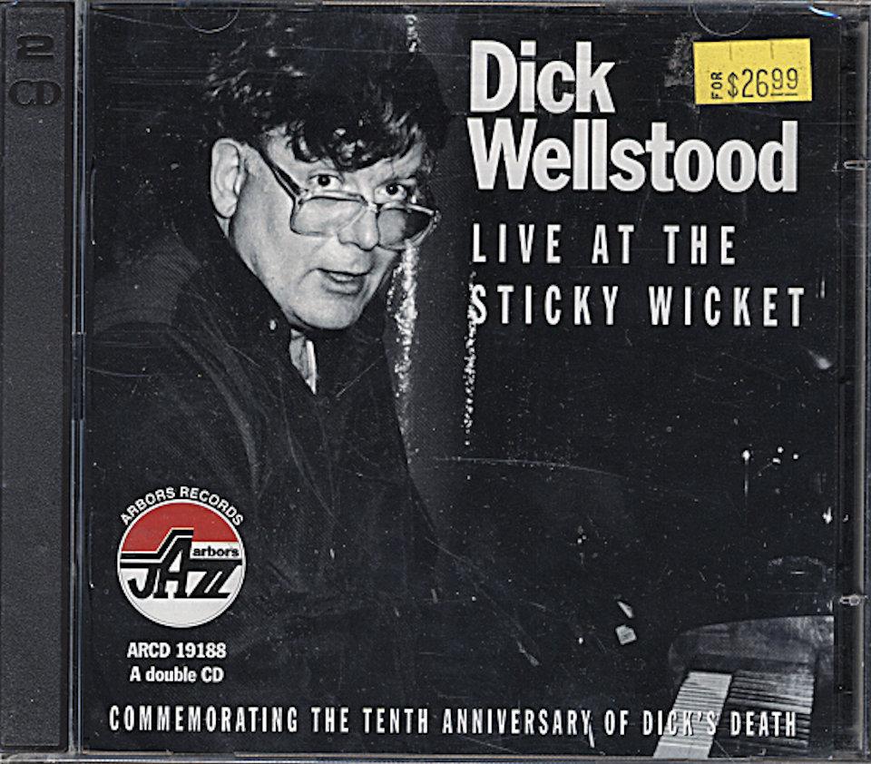 Dick Wellstood CD