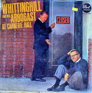 """Dick Whittinghill And Bob Arbogast Vinyl 12"""" (Used)"""