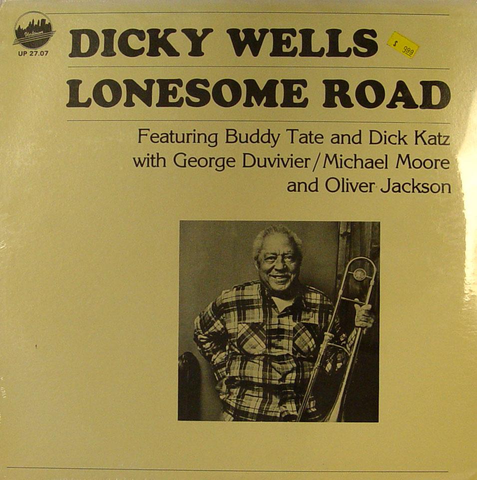 """Dicky Wells Vinyl 12"""" (New)"""