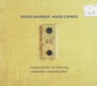 Diego Barber / Hugo Cipres CD