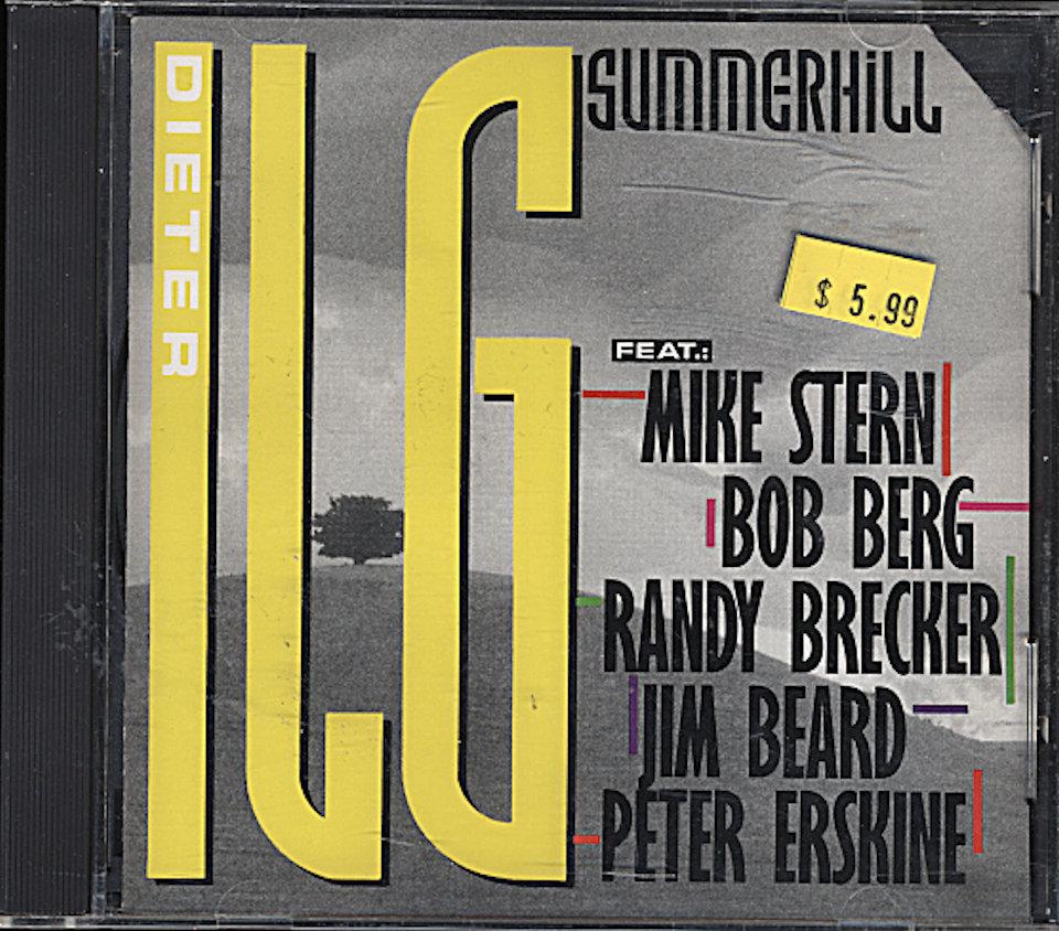 Dieter Ilg CD