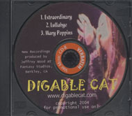 Digable Cat CD