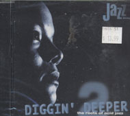 Diggin' Deeper: The Roots of Acid Jazz CD