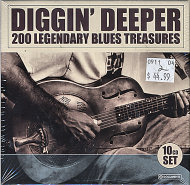 Diggin' Deeper CD