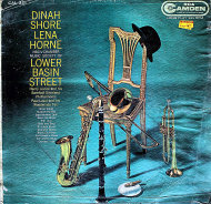 """Dinah Shore / Lena Horne Vinyl 12"""" (Used)"""