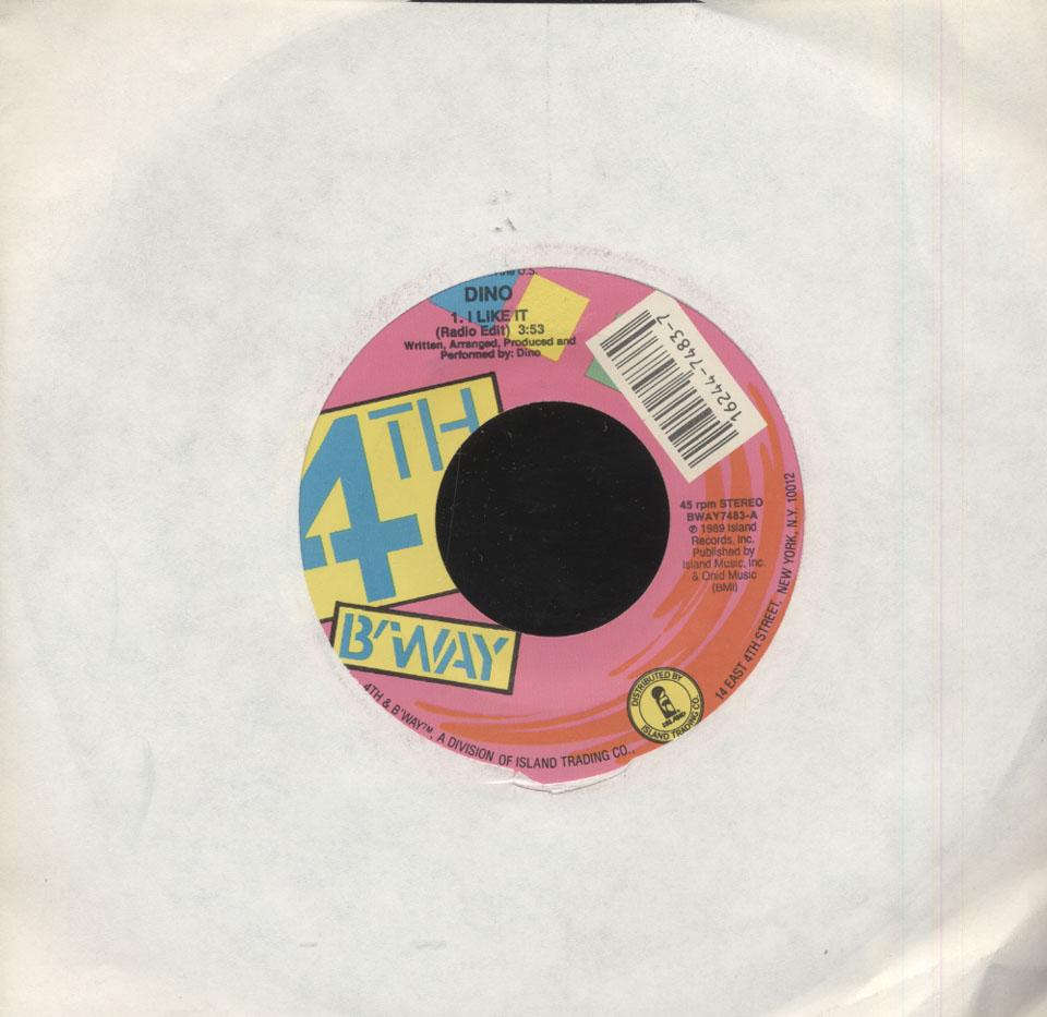 "Dino Vinyl 7"" (Used)"