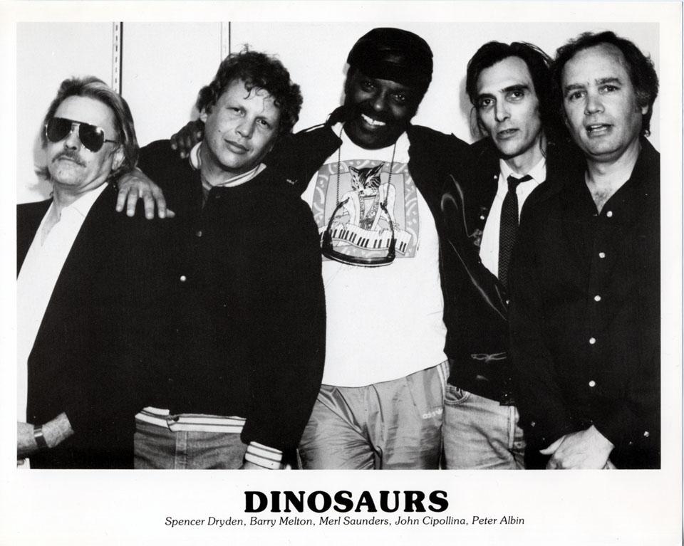 Dinosaurs Promo Print