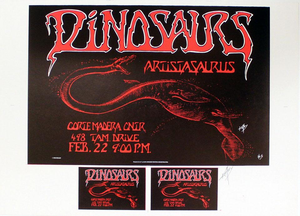 Dinosaurs Proof