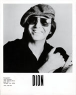 Dion Promo Print