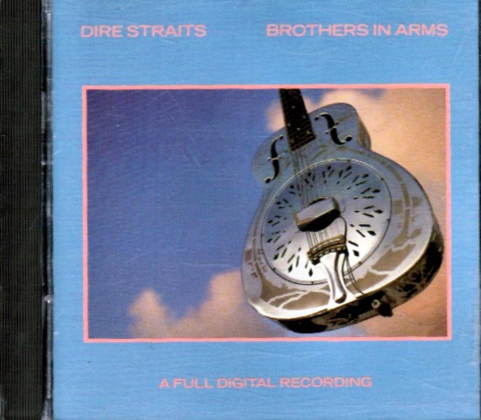 Dire Straits CD