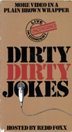 Dirty Dirty Jokes VHS