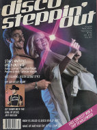 Disco Steppin' Out Vol. 1 No. 1 Magazine