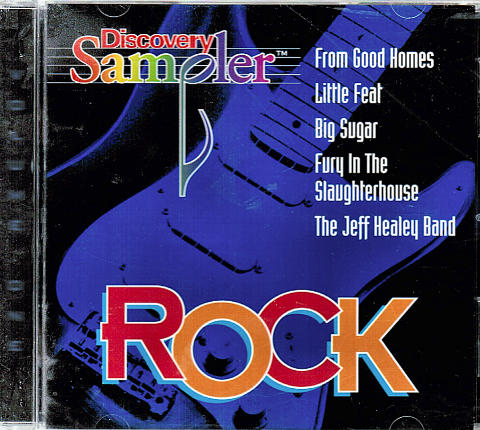 Discovery Sampler: Rock CD