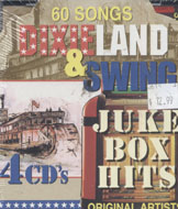 Dixieland & Swing: 60 Juke-Box Songs CD