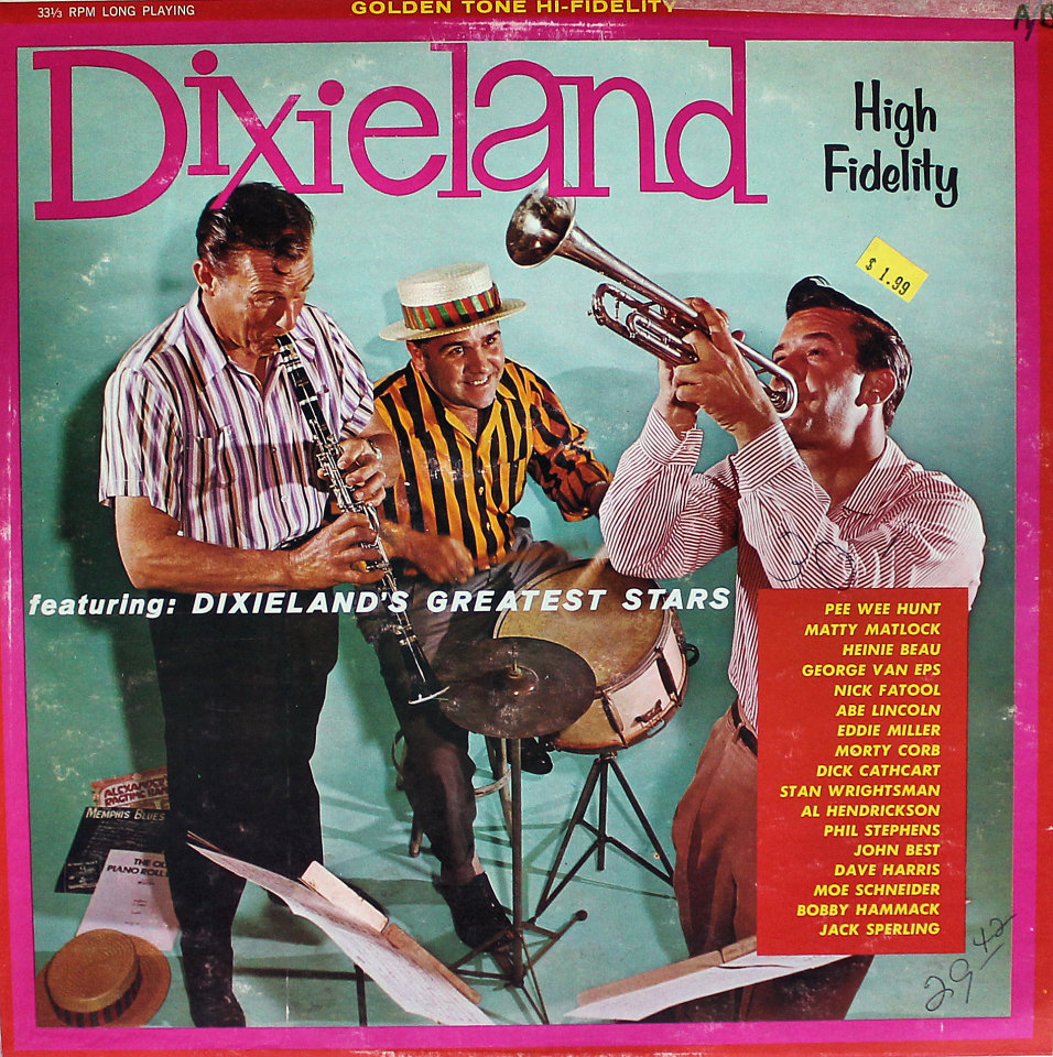 """Dixieland Vinyl 12"""" (Used)"""