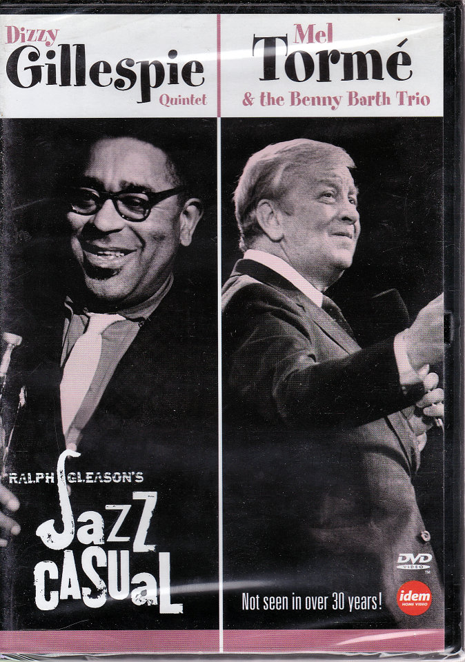 Dizzy Gillespie Quintet / Mel Torme DVD