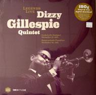 "Dizzy Gillespie Quintet Vinyl 12"" (New)"