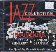 Django Reinhardt & Stephane Grappelly CD