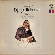 "Django Reinhardt Vinyl 12"" (Used)"