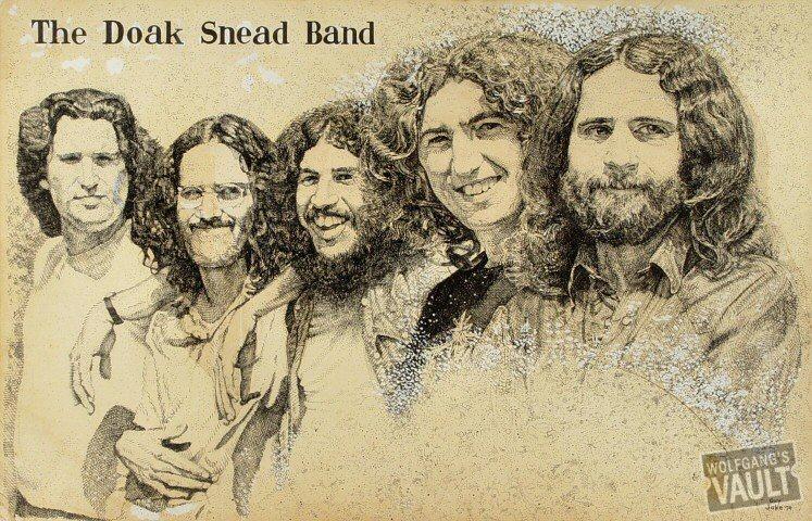 Doak Snead Band Poster