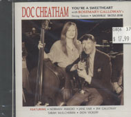 Doc Cheatham CD