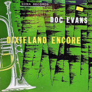 "Doc Evans Vinyl 10"" (Used)"