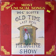 """Doc Tommy Scott Vinyl 12"""" (New)"""