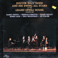 """Doctor Billy Dodd And His Swing All Stars Vinyl 12"""" (New)"""