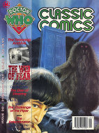 Doctor Who Classic Comics Magazine
