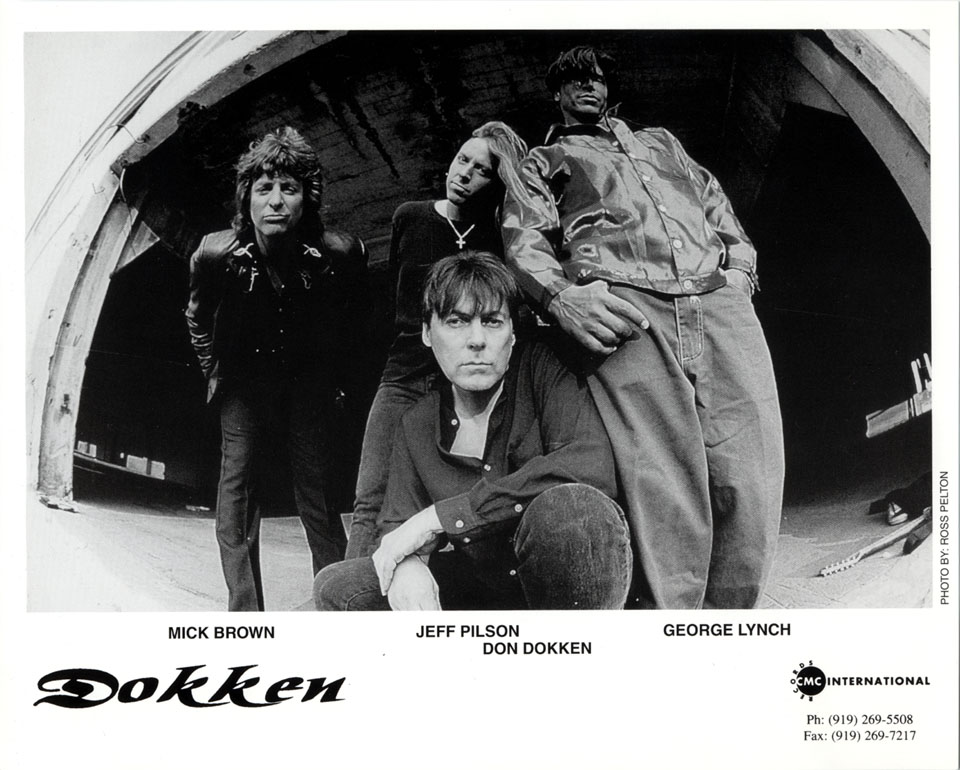 Dokken Promo Print