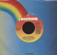 "Dolly Parton ( Duet With Mac Davis) Vinyl 7"" (Used)"