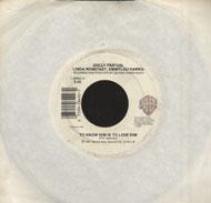 "Dolly Parton / Linda Ronstadt / Emmylou Harris Vinyl 7"" (Used)"